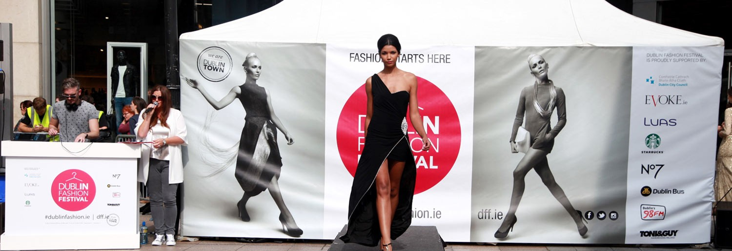 photo by: Dublin Fashion Festival